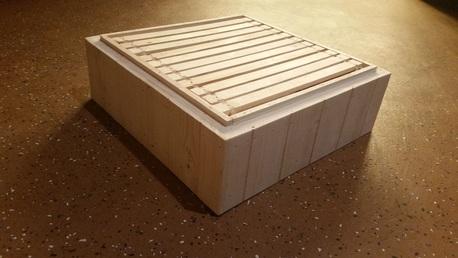 National beehive - super box  (1)